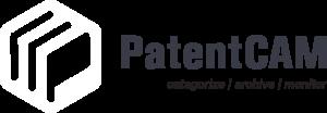 PatentCAM logo
